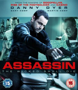 Assassin -- 2014 -- Blu Ray Cover