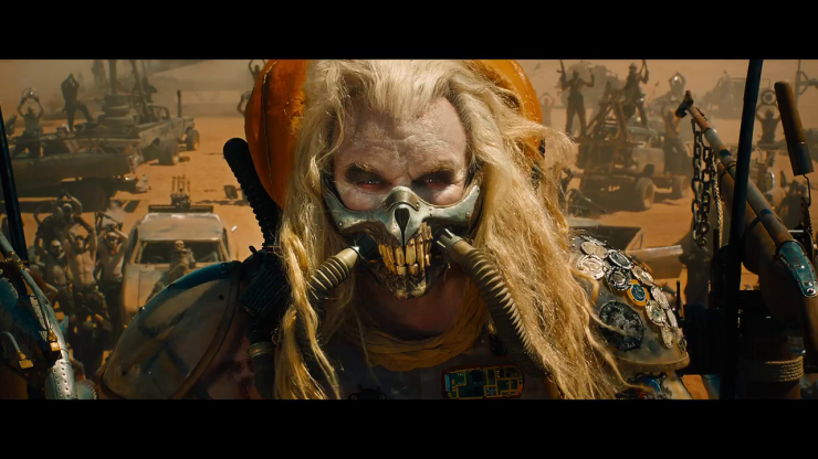 Immortan Joe -- Mad Max Fury Road