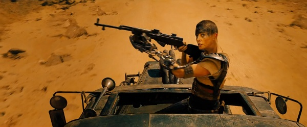 Imperator Furiosa -- Mad Max Fury Road