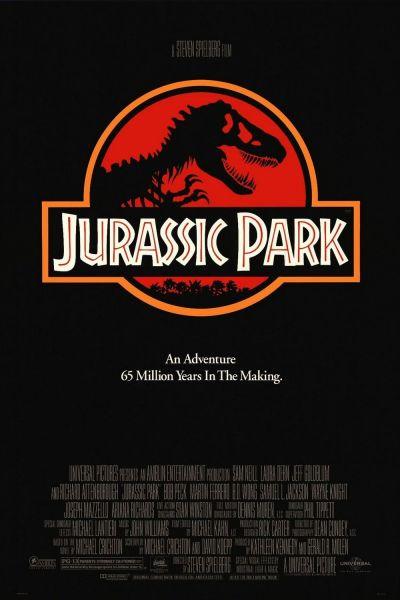 Jurassic Park -- 1993