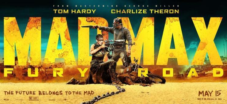 Max Max - Fury Road