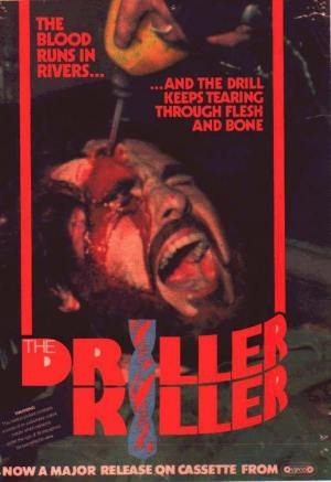 The Driller Killer -- 1979 -- Censored Version