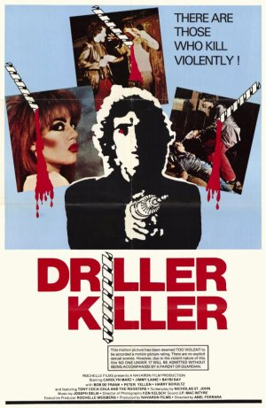 The Driller Killer -- 1979