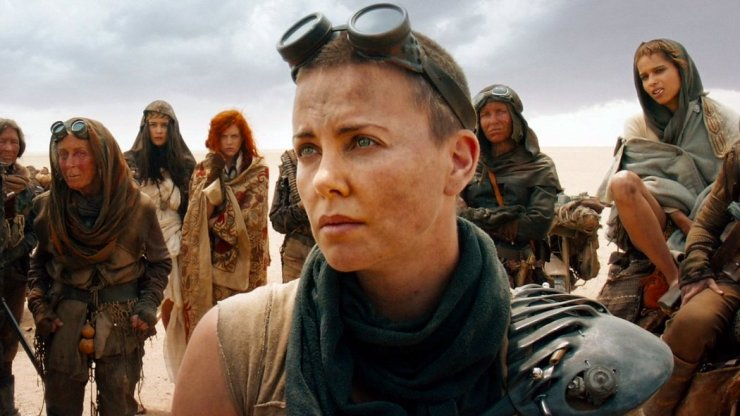 The Women of the Green Place -- Mad Max Fury Road