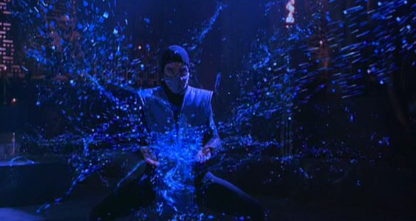 Sub-Zero, Icicle Maker -- Mortal Kombat