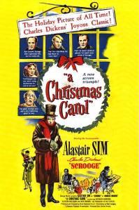 A Christmas Carol 1951 Poster